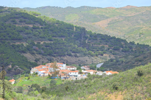Village in Algarve, Portugal: Fortes