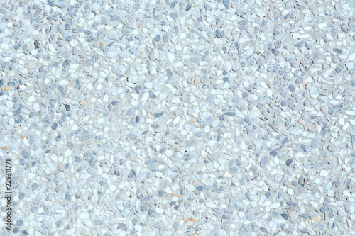 Photo Small sand stone of floor and wall texture and background