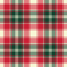 Pixel Plaid Texture Fabric Seamless Pattern