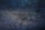 Blue grungy canvas background or texture - 225323392