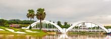 White Bridge Of Tha Chomphu Ra...