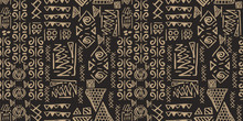 Tribal Pattern Vector. Seamles...