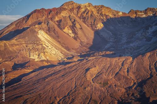 Foto op Aluminium Vulkaan Beautiful Mount St. Helens National Volcanic Monument in Washington State, U.S.A.