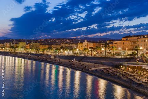 In de dag Nice Nice in Provence France