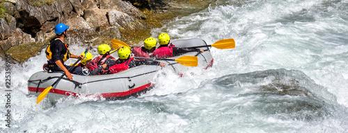 River Rafting in Sand in Taufers, Südtirol
