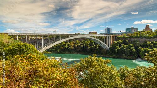 Plakat Tęczowy Most