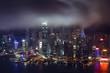 Hong Kong night sight