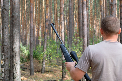 hunting with an airgun