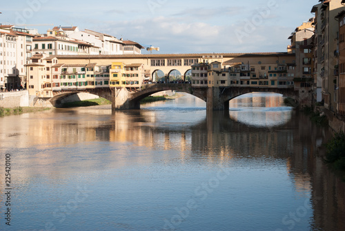 ponte vecchio in florence italy