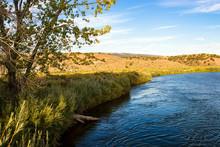 The Green River Flows Through ...