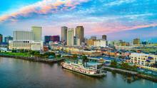 New Orleans, Louisiana, USA Do...