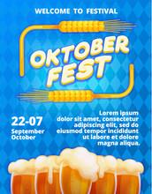 Welcome Oktoberfest Concept Ba...