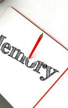 Malattia Di Alzheimer, Demenza, Dimenticare, Memoria, Illustrazione 3d