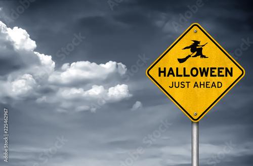Photo  Happy Halloween - just ahead