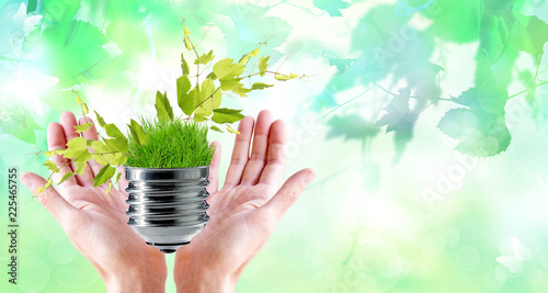 recycling technologies  pure nature green living clean