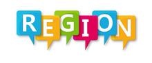 Region - Letters Written In Be...