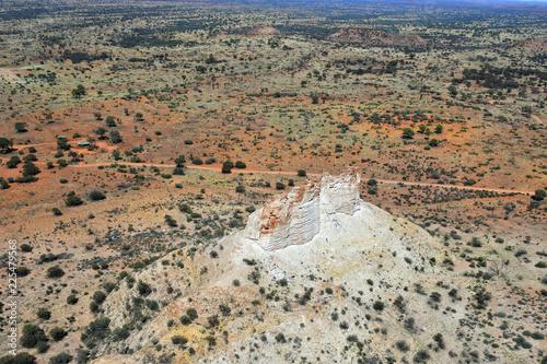 Staande foto Oceanië Australia, NT, Chambers Pillar Historical Reserve