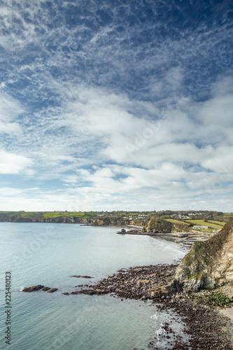 Photo  Coastline View, Carlyon Bay, Cornwall