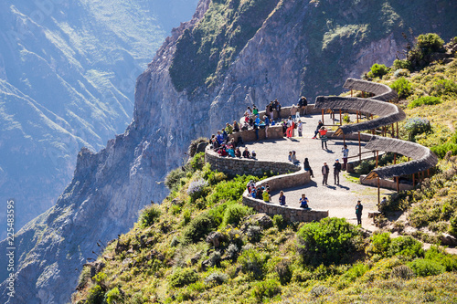 Colca canyon Wallpaper Mural
