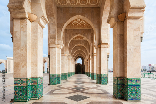 Recess Fitting Morocco Hassan II Mosque