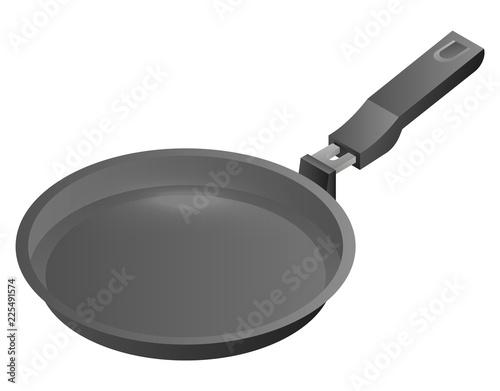 Fotografía  Frying pan icon