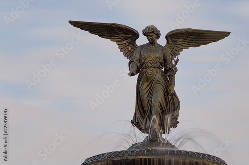 Photo  Bethesda Angel of the Waters