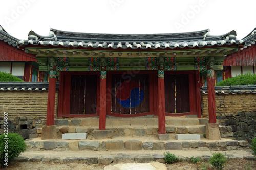 Foto op Canvas Oude gebouw Yeongcheonhyanggyo Confucian School