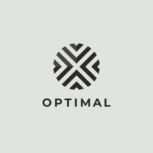 Letter O Logo Icon Design Temp...