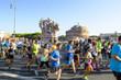 maratona a Roma, passando per Castel Sant'Angelo e i monumenti