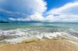 Playa Rincon pur: Antillen, Karibik, Ferien, Tourismus, Sommer, Sonne, Strand, Auszeit, Meer, Glück, Entspannung, Meditation: Traumurlaub an einem einsamen, karibischen Strand :)