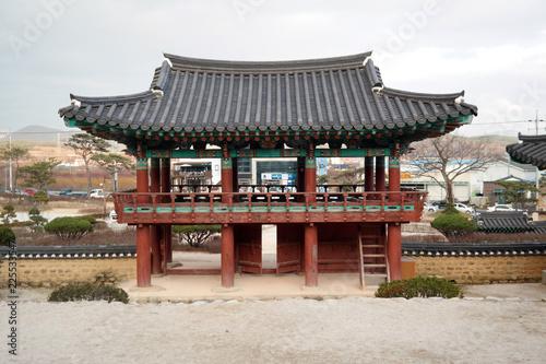 Keuken foto achterwand Oude gebouw Imgoseowonseowon Confucian Academy