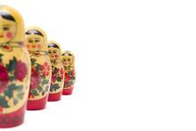 Russian Nesting Dolls, Matryoshkas