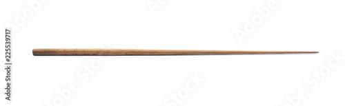 wooden pointer for school board Fototapet