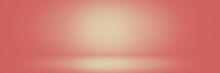 Velvet Pink Banner Background, Soft Gradient Backdrop
