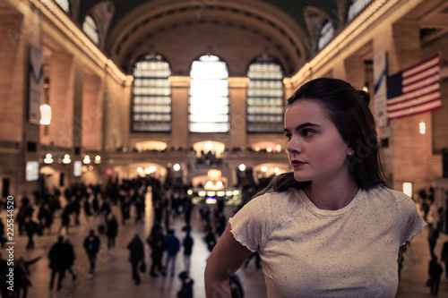 Photo  New York Girl