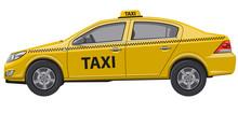 Taxi Car Auto Sedan