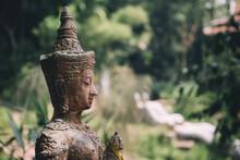 Thailand, Chiang Mai, Buddhist...