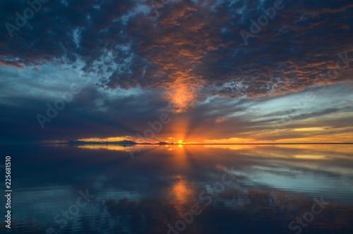 Valokuva ウユニ塩湖
