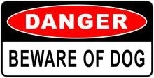 Danger Sign In : Beware Of The...