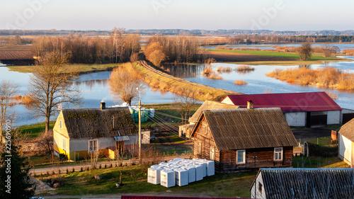 Jesienne rozlewiska rzeki Narew, Góra Strękowa