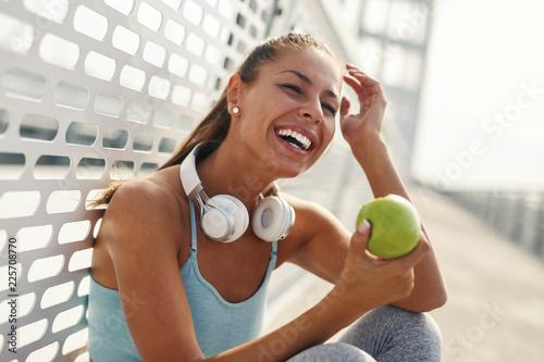 Obraz Healthy lifestyle - fototapety do salonu