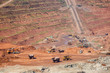 Construction Industry, Industry, Mining, Open-pit Mine, Business Finance and Industry
