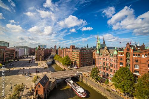Foto op Plexiglas Europese Plekken Hamburg - Germany