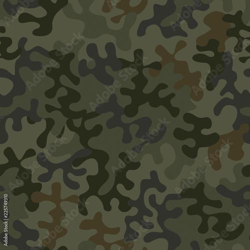 Fotografie, Obraz moro military uniform pattern
