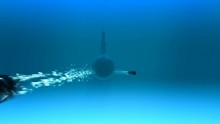 Loop Of Firing A Submarine Tor...