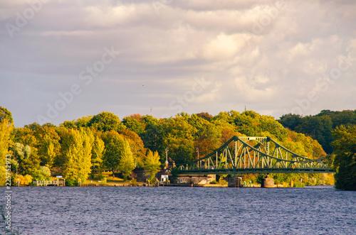 Fotografie, Obraz  Glienicker Brücke