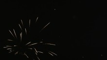 Loop Of SLOW MOTION: Fireworks