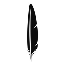 Collection Feather Icon. Simpl...