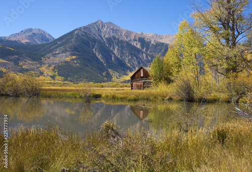 La Plata Peak, Rocky Mountains in Colorado