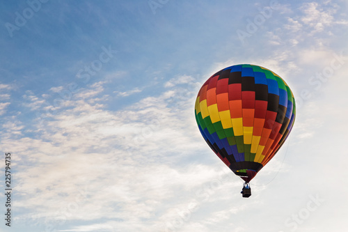 Fényképezés  Hot Air Balloons over the Sky